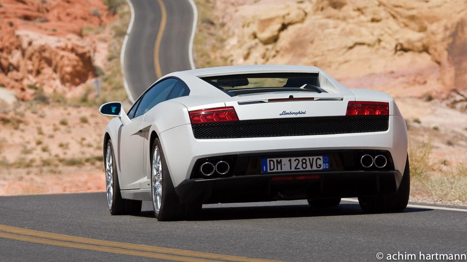 Lamborghini Gallardo LP560 4 / 2008
