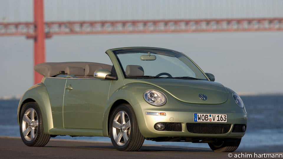 vw new beetle und new beetle cabrio achim hartmann. Black Bedroom Furniture Sets. Home Design Ideas